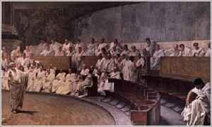 senado roma antigua