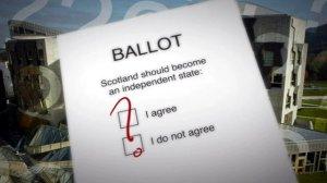 referendum escocia